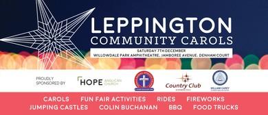 Leppington Community Carols