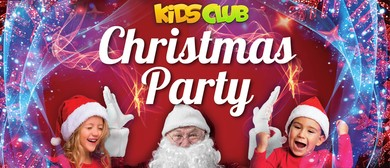 Kids Club Christmas Party
