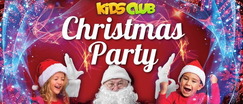 Kids Club Christmas Party