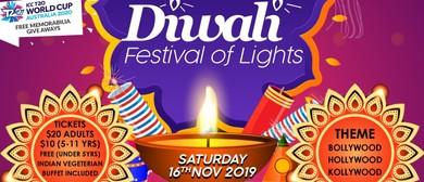 Bunbury Diwali 2019 – Festival of Lights