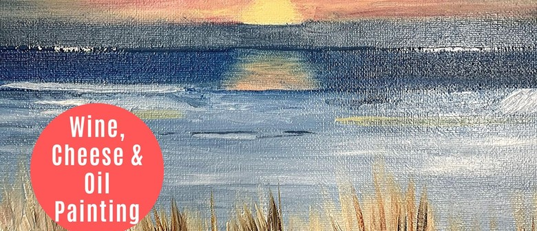 Wine, Cheese & Painting for Beginners