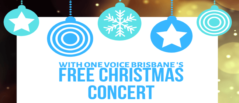 With One Voice Brisbane's Christmas Concert