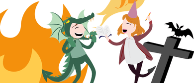 Librarians & Dragons – Dragons and Zombies