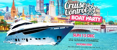 Cruise Control – Boat Party