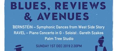 Blues, Reviews & Avenues