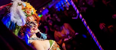 Burlesque Showboat – Burlesque Masquerade Cruise