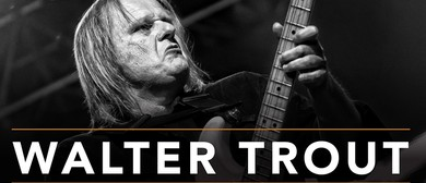 Walter Trout – Bluesfest Sideshow: CANCELLED