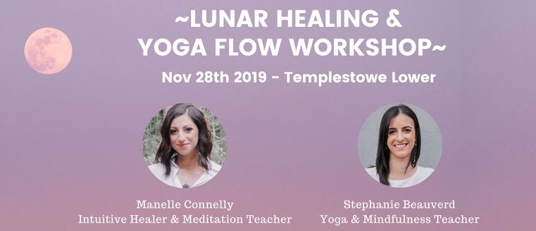 Lunar Healing & Yoga Flow Workshop