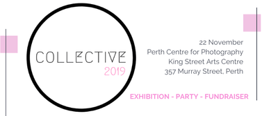 Collective 2019 PCP's Members Exhibition, Party & Fundraiser