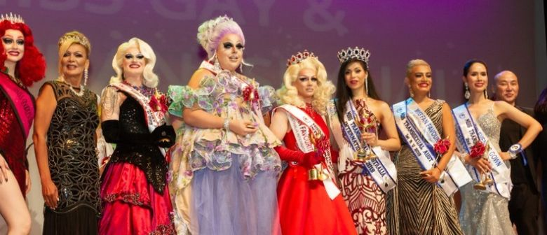 Miss Gay & Miss Trans Australia International 2020
