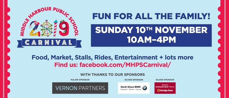Middle Harbour Public School Carnival