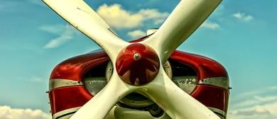 Aviation Museum Visit