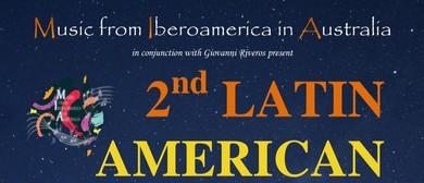 2nd Latin American Gala – MIA