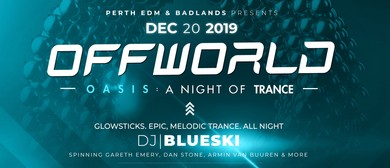 Offworld Oasis: A Night of Trance