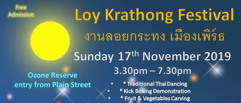 Loy Krathong Festival Perth 2019