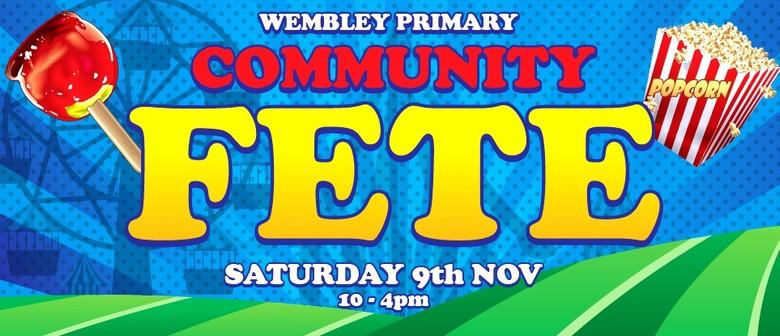 Wembley Primary School Fete