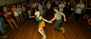 Learn to Dance In a Day – Lindy Hop – Swing Patrol