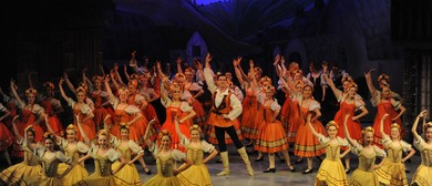 Ringwood Ballet Presents Coppelia and Supporting Programme