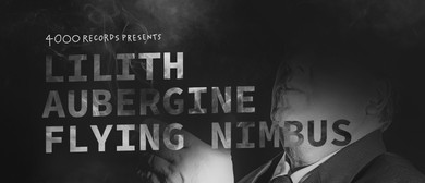Lilith, Aubergine and Flying Nimbus