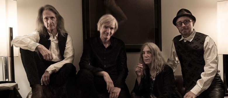 Patti Smith and Her Band – Bluesfest Sideshow