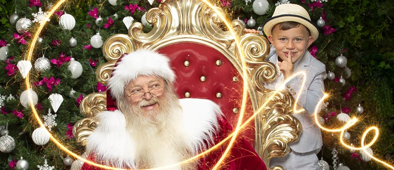 Special Moments Santa Photos