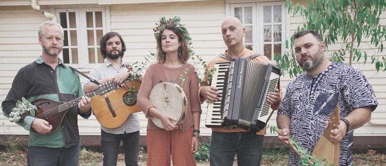 Santa Taranta Present: Sonu – Songs From the Homeland