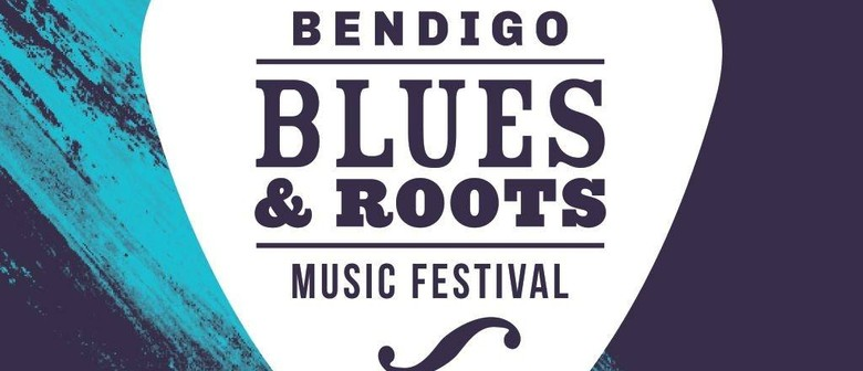 Claude Hay – Bendigo Blues & Roots Festival 2019