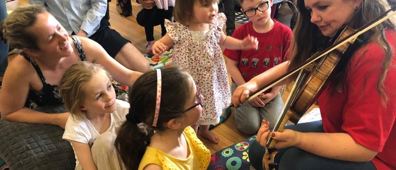 Children's Christmas Concert With The Metropolitan Orchestra