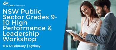 NSW Public Sector Grades 9–10 High Performance & Leadership