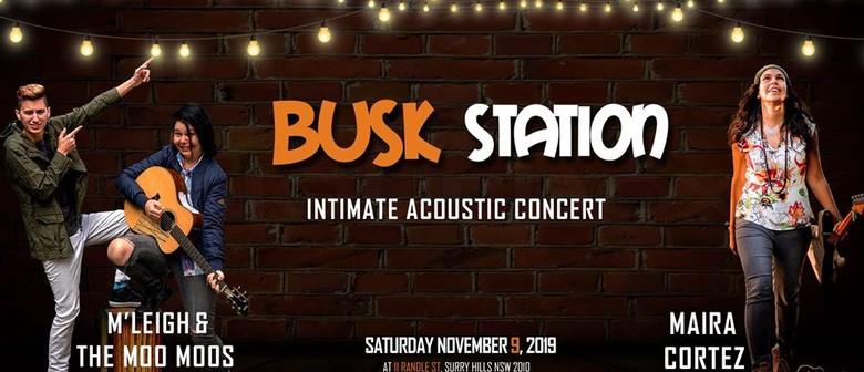Busk Station
