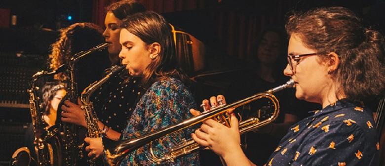 Girls Do Jazz Secondary Program Concert