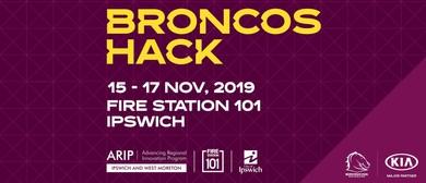 Brisbane Broncos #BroncosHack