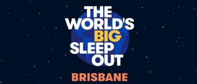 The World's Big Sleep Out Brisbane