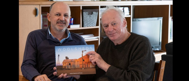 Woolsheds Volume 2 Book Launch