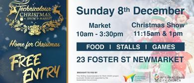 Technicolour Christmas Show & Market 2019