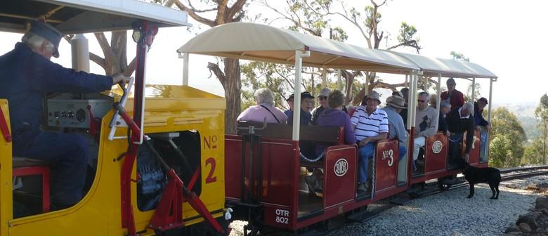 Festive Season – Kerrisdale Mountain Railway