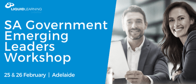 SA Government Emerging Leaders Workshop