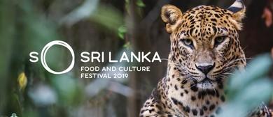 So Sri Lanka Food & Culture Festival