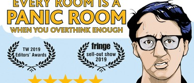 Simon Caine: Every Room Becomes a Panic Room When You Overth