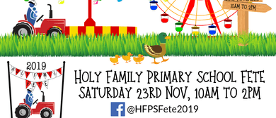 Holy Family Primary School Country Fair