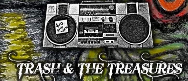 Trash & the Treasures Single Launch: Swamp
