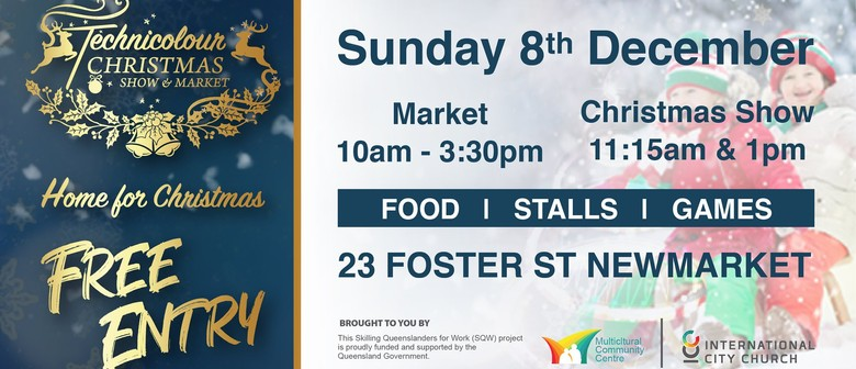 Technicolour Christmas Show & Market 2019