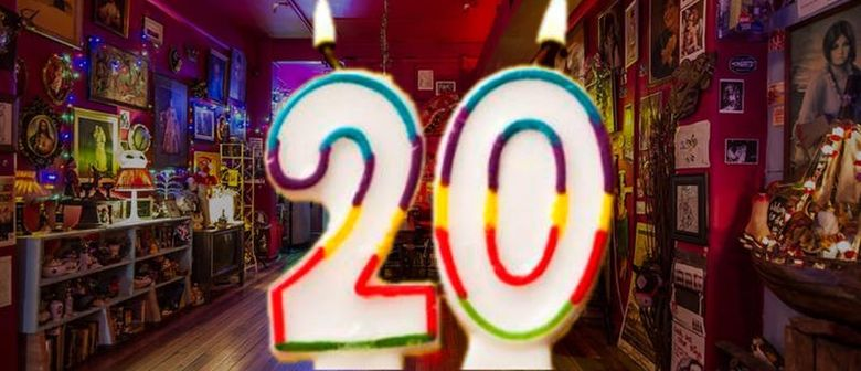 The Butterfly Club Turns 20