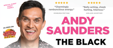 Andy Saunders: The Black