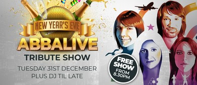 New Year's Eve ABBA Live Tribute