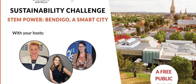 Sustainability Challenge – STEM Power – A Smart Bendigo