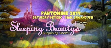 Community Pantomime – Sleeping Beauty's Surprising Snore