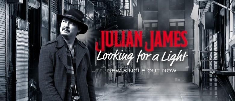 Julian James – Looking for A Light Tour