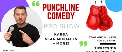 Punchline Comedy ft. MC Kabba