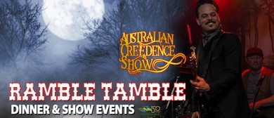 Ramble Tamble – The Australian Creedence Show